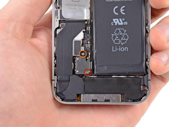 Conector Iphone S