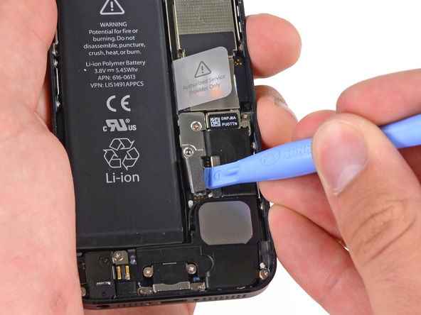 iPhone 5 Akku Stecker