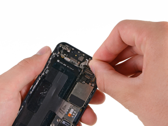 iPhone 5 Display Sicherung