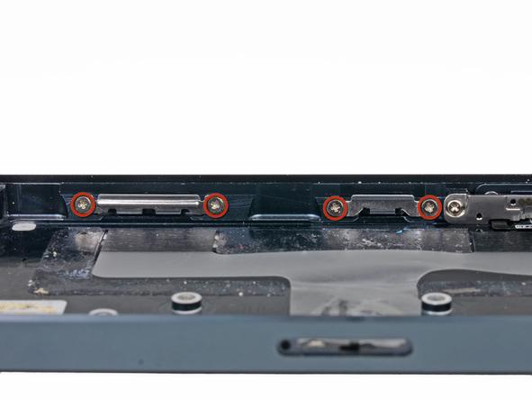 iPhone 5 Display halter Schrauben