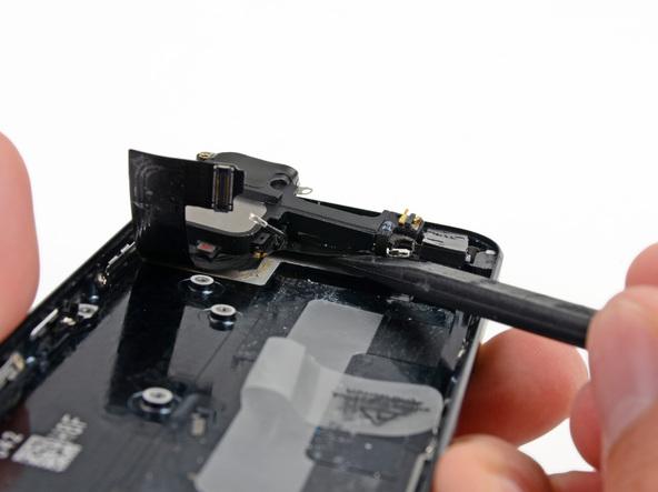 iPhone 5 Dock connector lösen 2