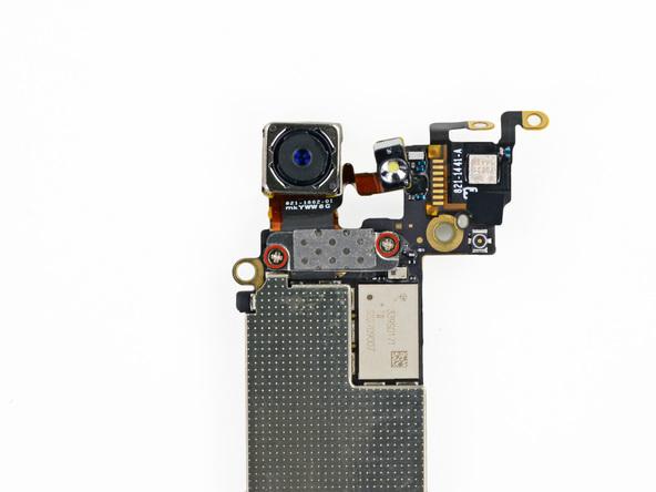 iPhone 5 Kamera Schrauben