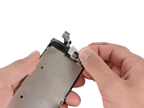 iPhone 5 Ohrmuschel Abdeckung