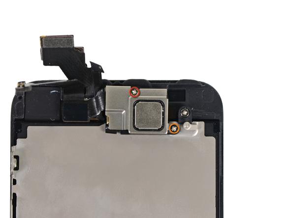 iPhone 5 Ohrmuschel Schrauben