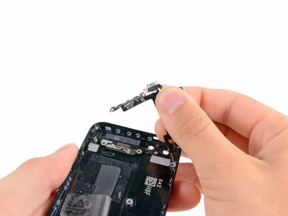 iPhone 5 Powerflex entnehmen
