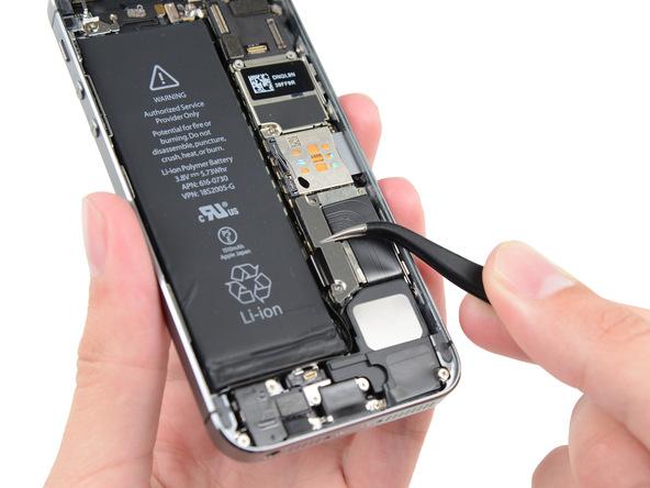 iPhone 5s Akku Sicherung