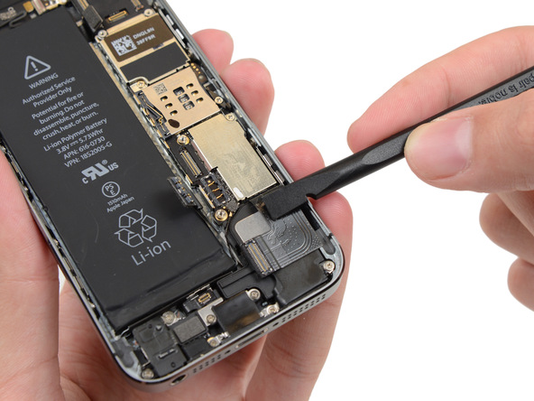 iPhone 5s Dock Stecker