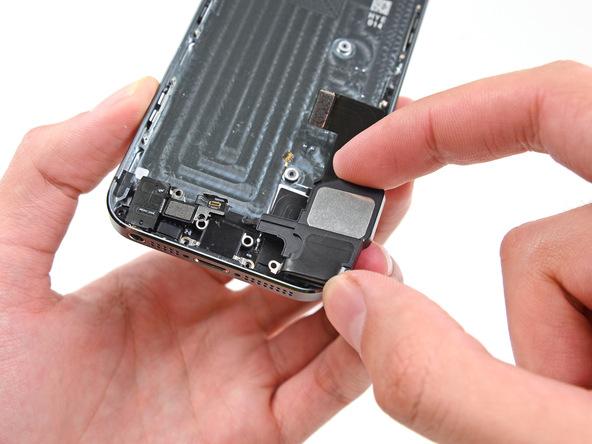 iPhone 5s Lautsprecher