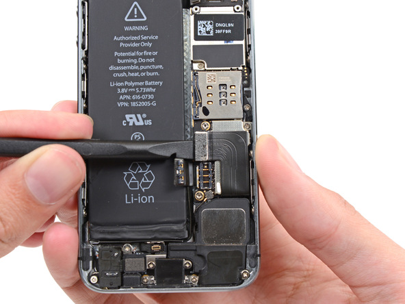 iPhone 5s Lightning Stecker