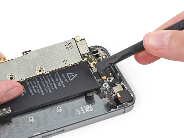 iPhone 5s Mainboard Antenne
