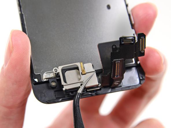 iPhone 5s Ohrmuschel Halterung