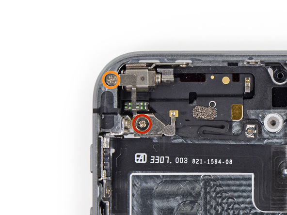 iPhone 5s Vibration Schrauben 2